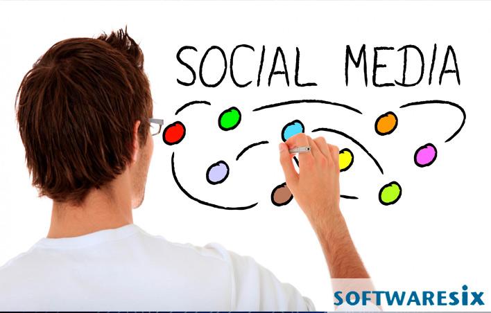 how social media influences business decisions